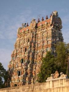 148 Gopuram Meenakshi Madurau