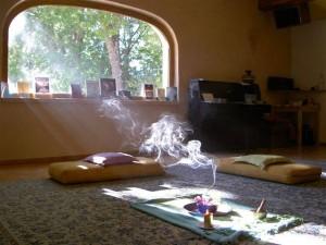 155 Meditation room