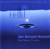 Heal Yourself With Reiki CD English